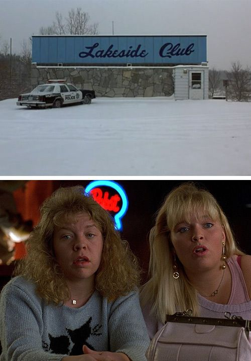 (didn't know where to pin this, this seemed most appropriate) Living in: Fargo. One of my top 10 movies.