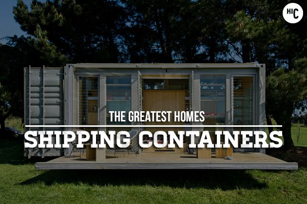 Best Shipping Container Homes Homes and Interiors Pinterest