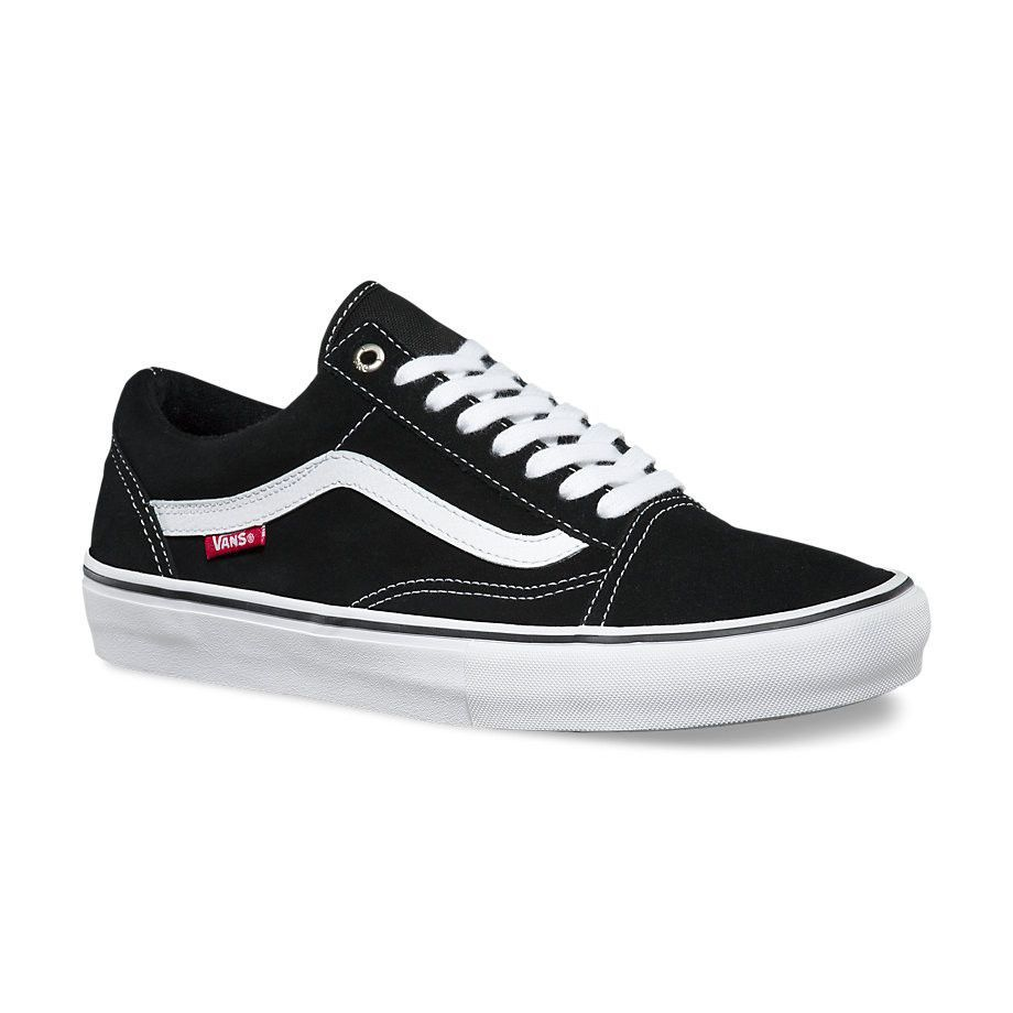 Vans Old Skool Pro Shoes | Shoes, Vans old skool, Sock shoes