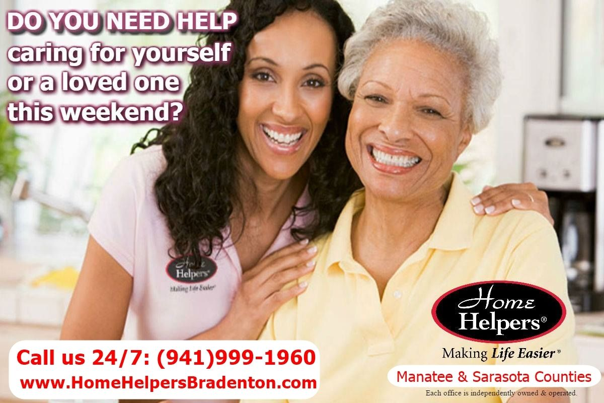 Do you need help caring for yourself or a loved one this