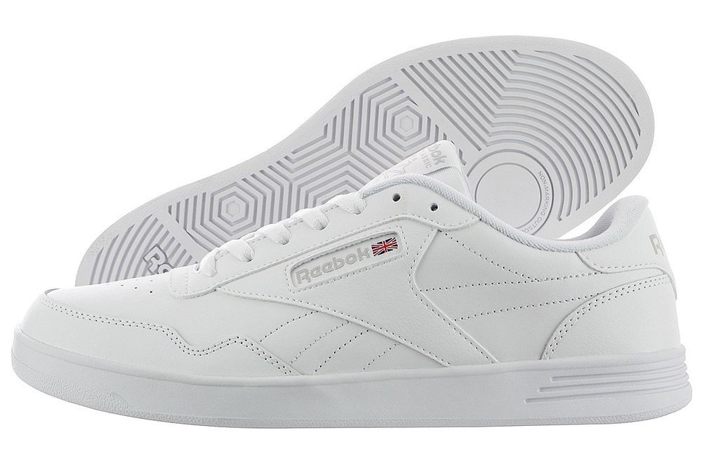 8d6a4cb82c8 NEW REEBOK CLUB MEMT Classic White Leather MENS 4E WIDE WIDTH Memory Tech  NIB  Reebok  AthleticSneakers