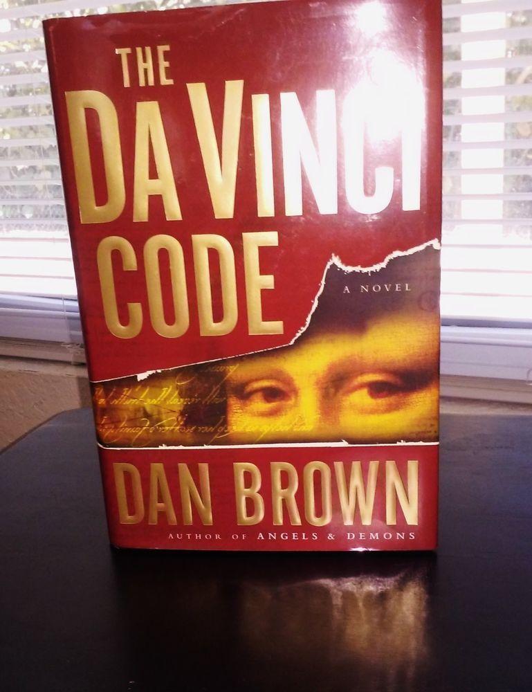 True 2003 Rare First Edition Book The Da Vinci Code Dan Brown