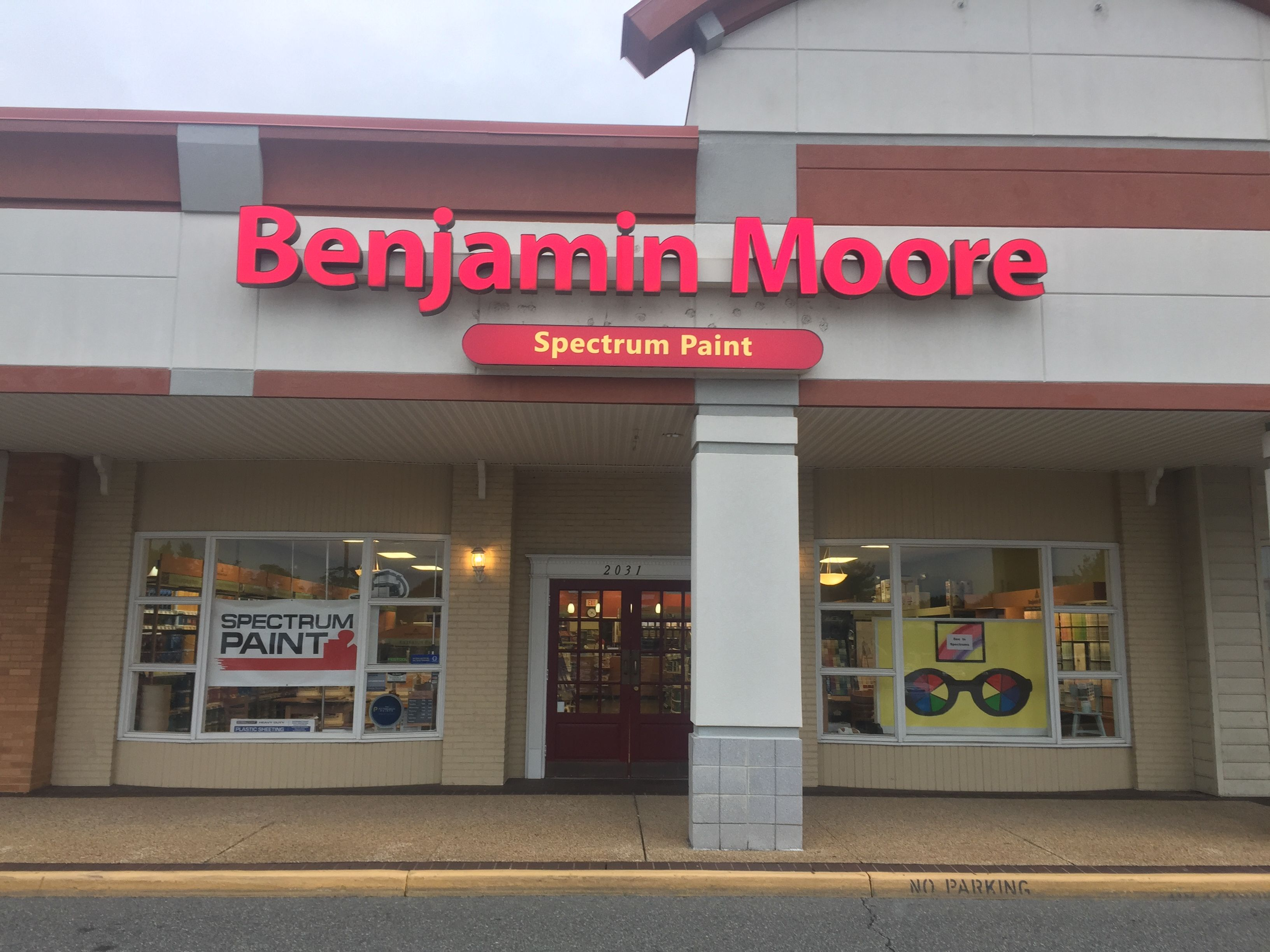 Your Local Spectrum Paint Store In Fredericksburg Va We