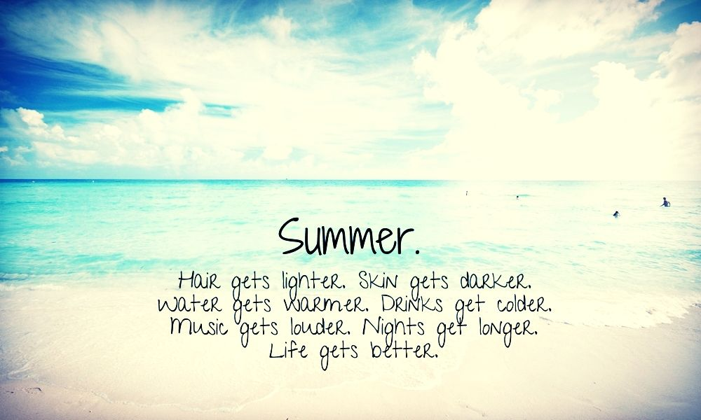 Summer Quote Fabulous Sayings Pinterest Summer Quotes Quotes