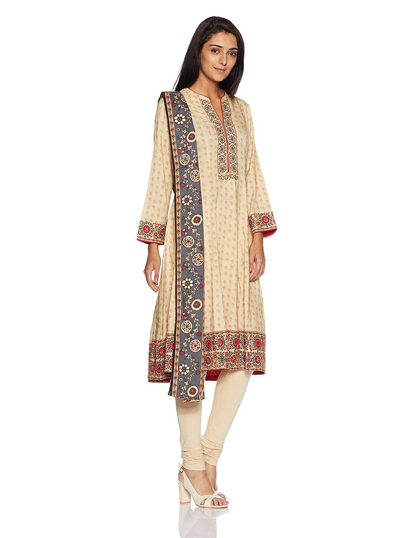 ee0948dc48b BIBA Women s Anarkali Salwar Suit