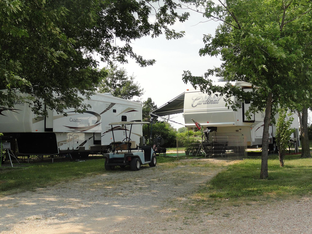 Explore Rv Parks Travel Trailers And More
