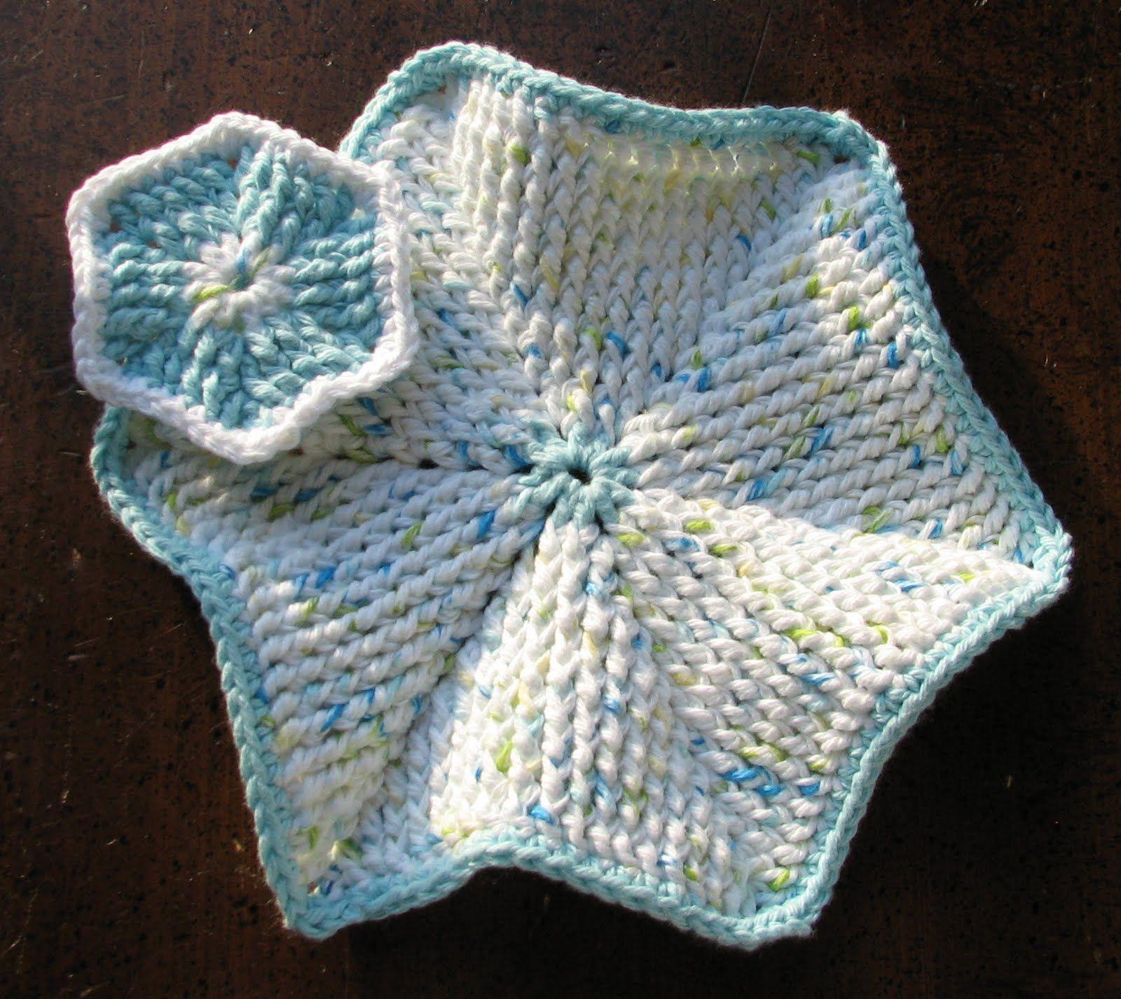 FPDC – Scrubbie & Dishcloth | Ambassador Crochet | Free Crochet ...