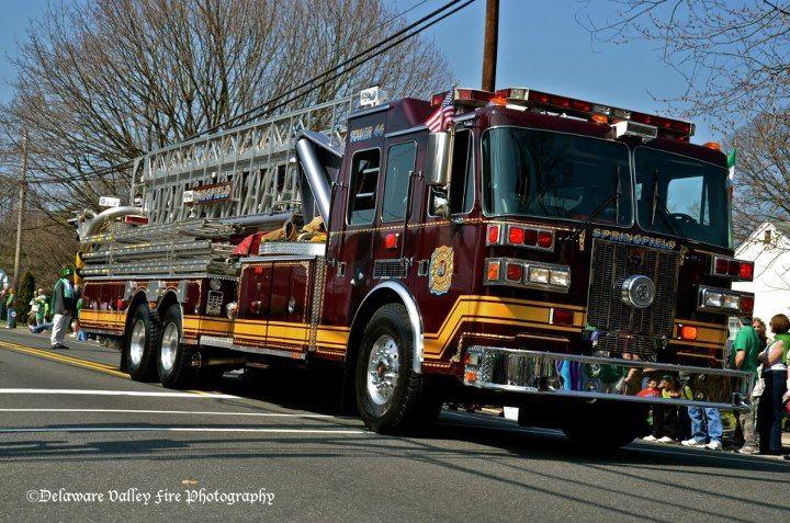 Delaware Sutphen Ladder
