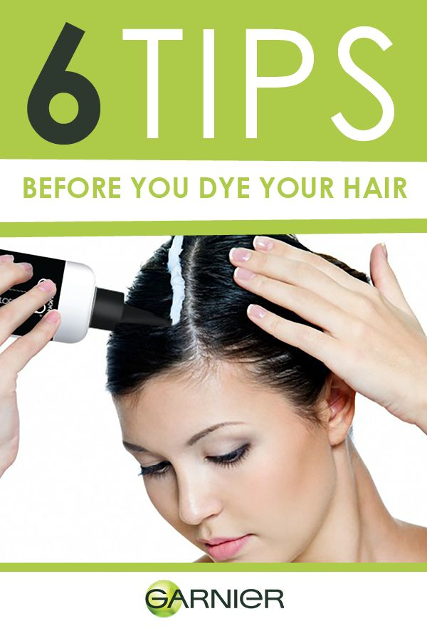 6 Tips Before You Dye Your Hair | Find Your Perfect Hair ...