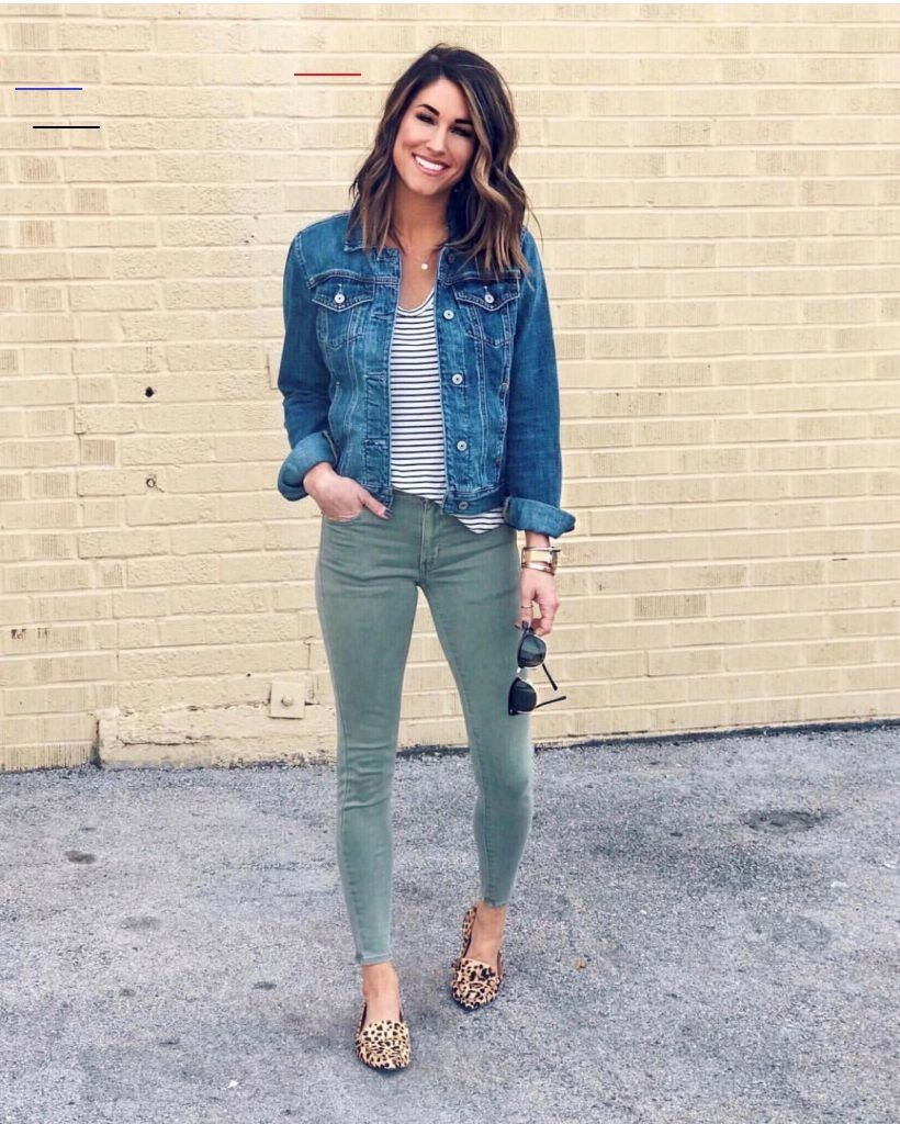 How To Style Jean Jackets: 26 Outfit Ideas To Copy