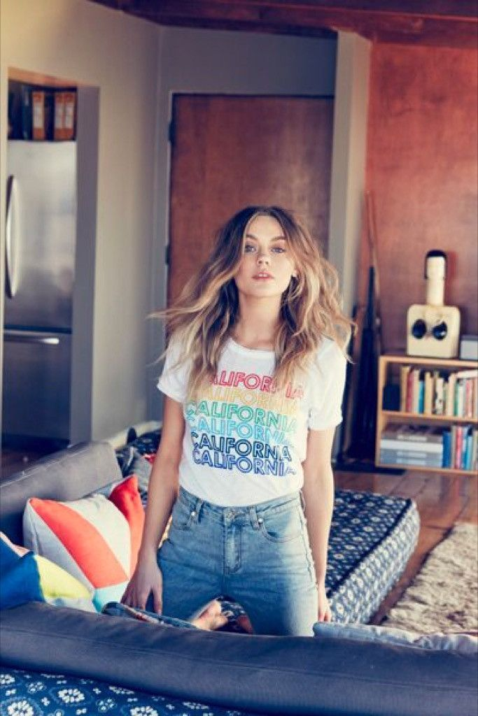 California Tee from Prism Boutique