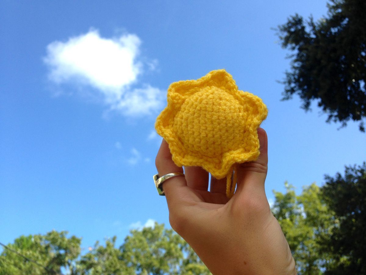 Amigurumi Free Patterns Beginners : Sun amigurumi free pattern easy crochet patterns easy crochet