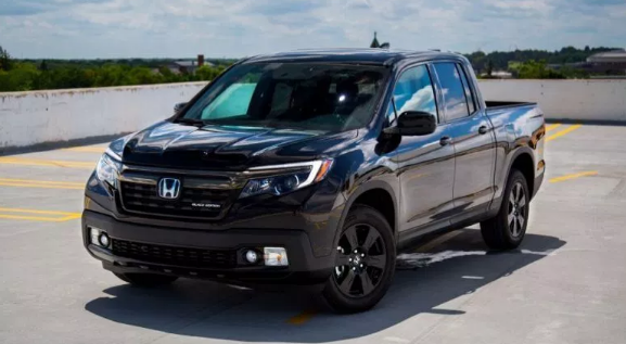 2021 Honda Ridgeline In 2020 Honda Ridgeline Honda Black Edition