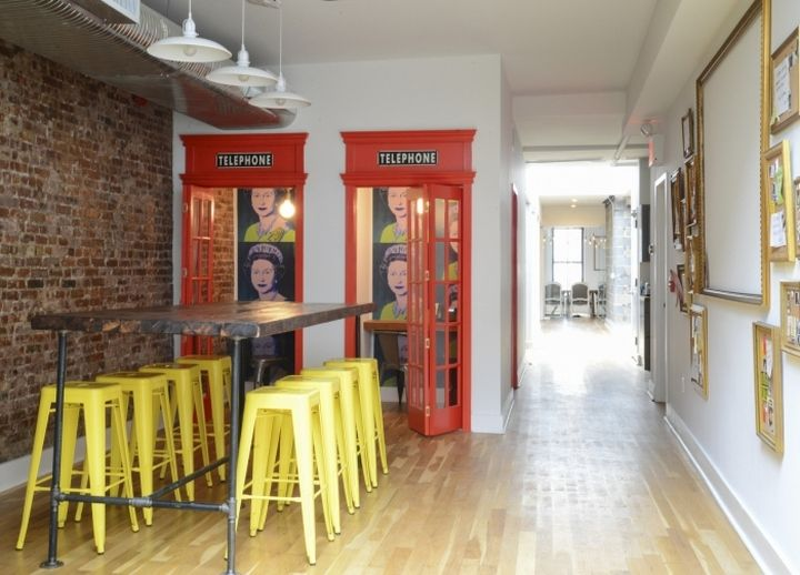 We are social offices by homepolish new york city retail design blog