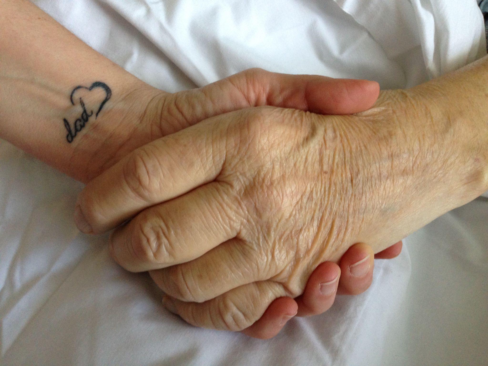 Love Your Dad Tattoo: Wrist Tattoos, Love Wrist