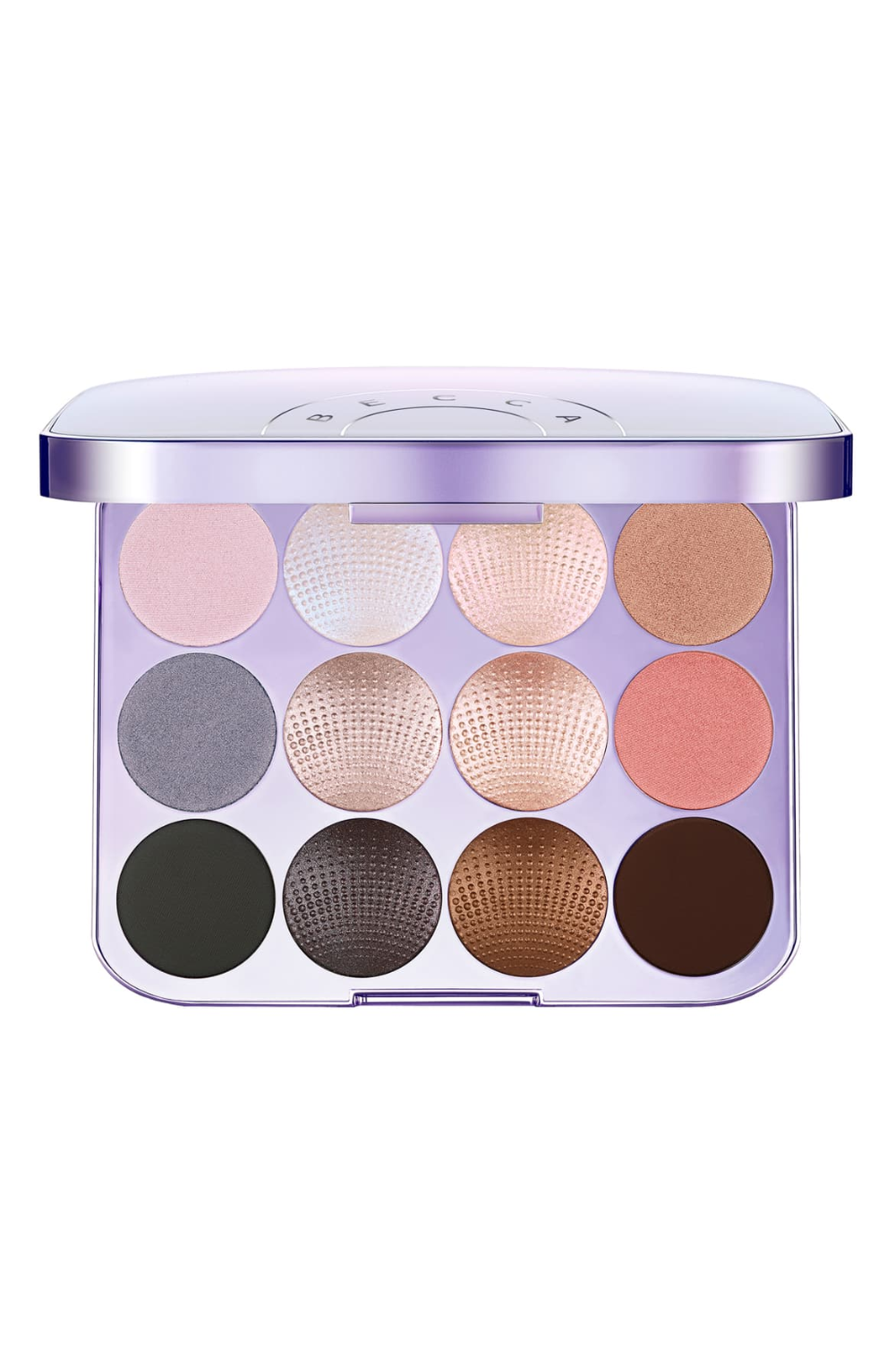 BECCA Pearl Glow Shimmering Eyeshadow Palette (Limited