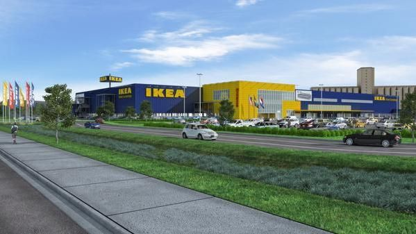 It's official: Ikea buys 21 acres for St. Louis store - St. Louis Business Journal