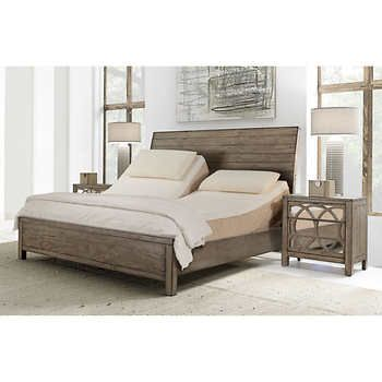 Best Audrey 3 Piece Queen Bedroom Set Bedroom Sets Queen 400 x 300