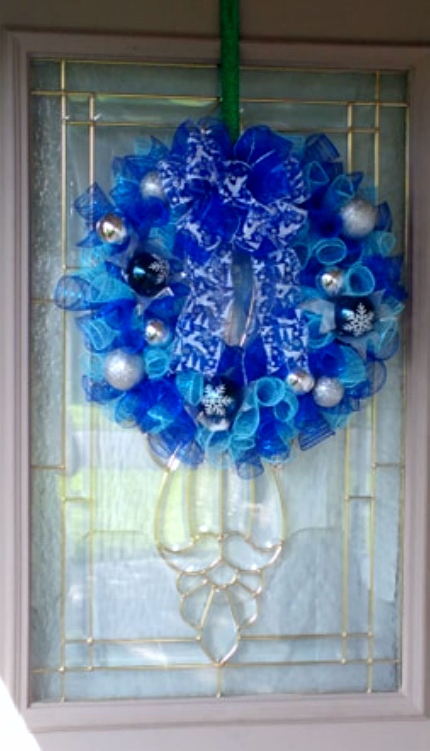 Blue Christmas Decorations For Sale  from i.pinimg.com