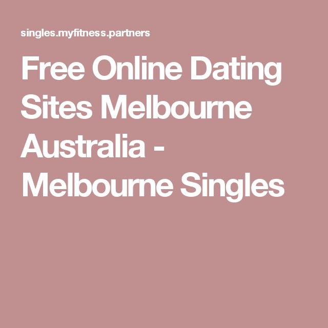 Online Dating Sites Melbourne Australia