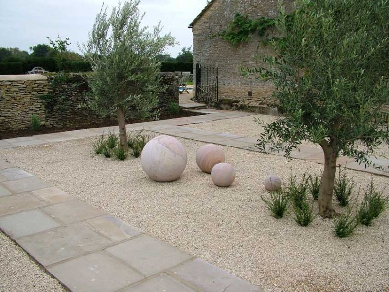 low maintenance front garden design ideas - Front Garden Ideas Low Maintenance