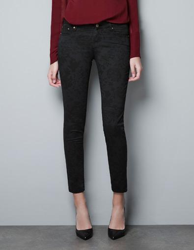 Bayan Pantolon Modelleri Ve Kombinleri Zara Pantolonlar Zara Pantolon Kumas Pantolonlar
