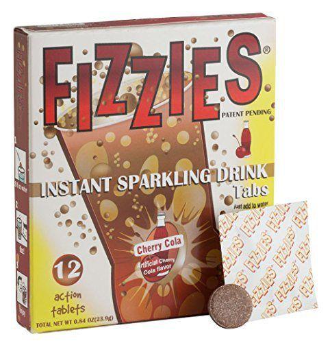 Miles Kimball Cherry Cola Fizzies Drink Tablets - http://mygourmetgifts.com/miles-kimball-cherry-cola-fizzies-drink-tablets/
