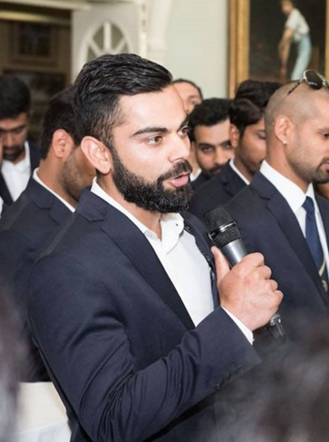Virat Kohli Beard Style All The Virat Kohli S Beard Styles