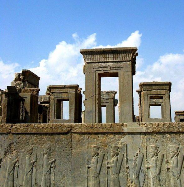 The Remains Of Persepolis Iran Persian Architecture Ancient Persia Ancient Architecture
