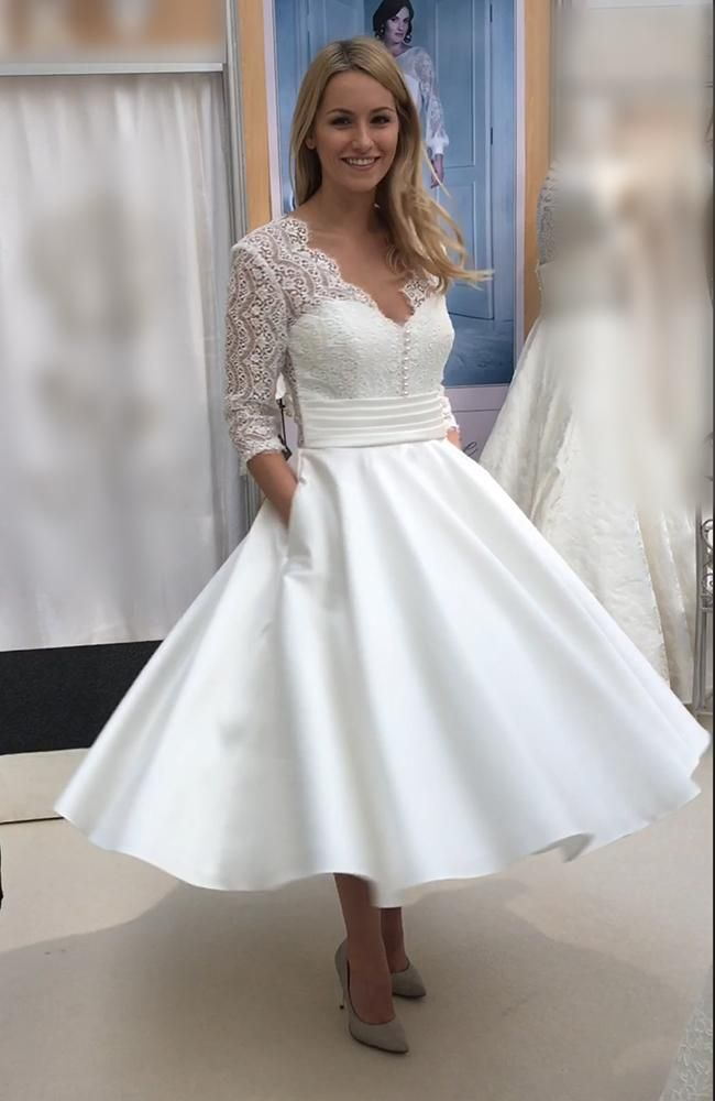 Wr Paula Mikado And Lace Full Skirted Wedding Gown Strapless Dress Hairstyles Short Wedding Dress Wedding Dresses London