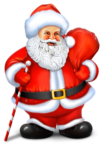 California Determined To Protect Christmas Santa Claus Images Santa Claus Clipart Clip Art