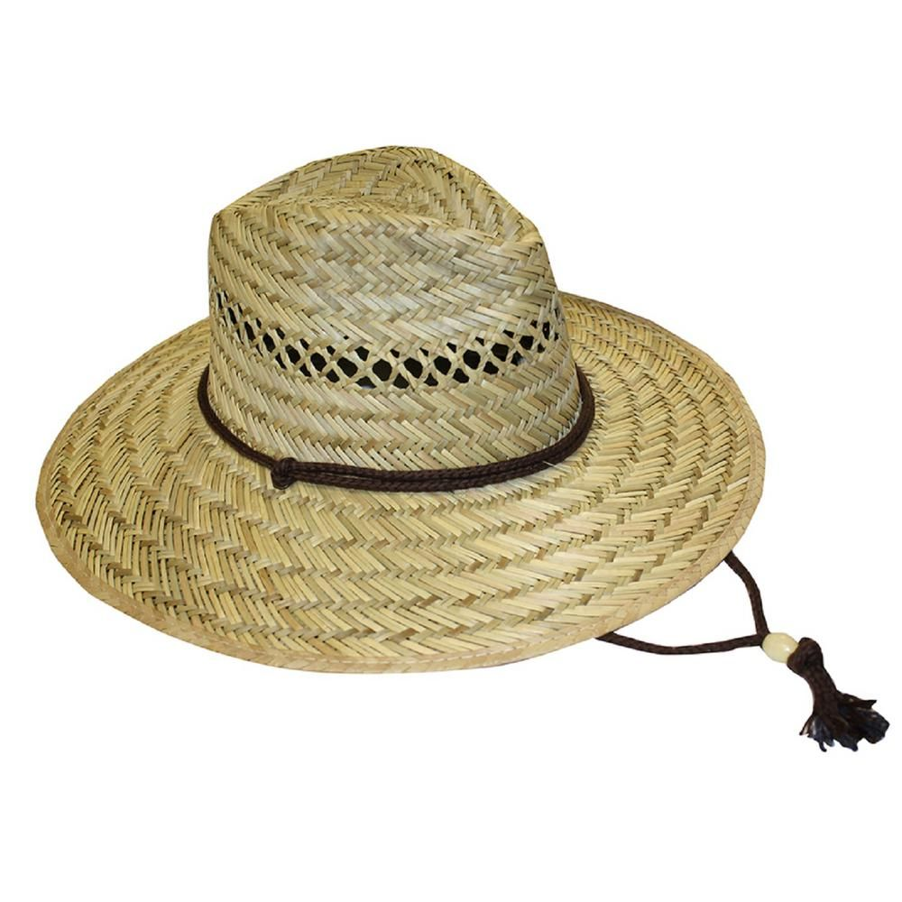 e6f9bcc2b19ed Midwest Quality Gloves Men s Straw Hat