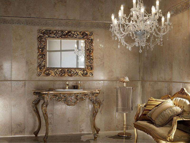 Risultati immagini per ceramiche bagno stile barocco save