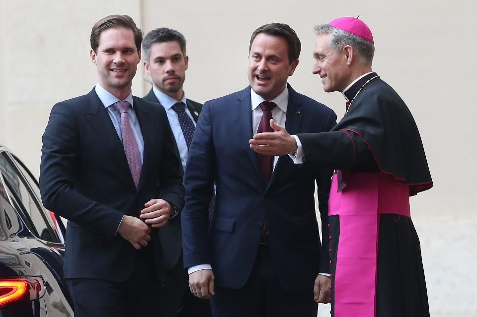 The Vatican under Pope Francis continues to walk a sometimes confusing line on LGBT participation in Catholic life - most recently with its graceful greeting to Luxembourg's gay head of state.