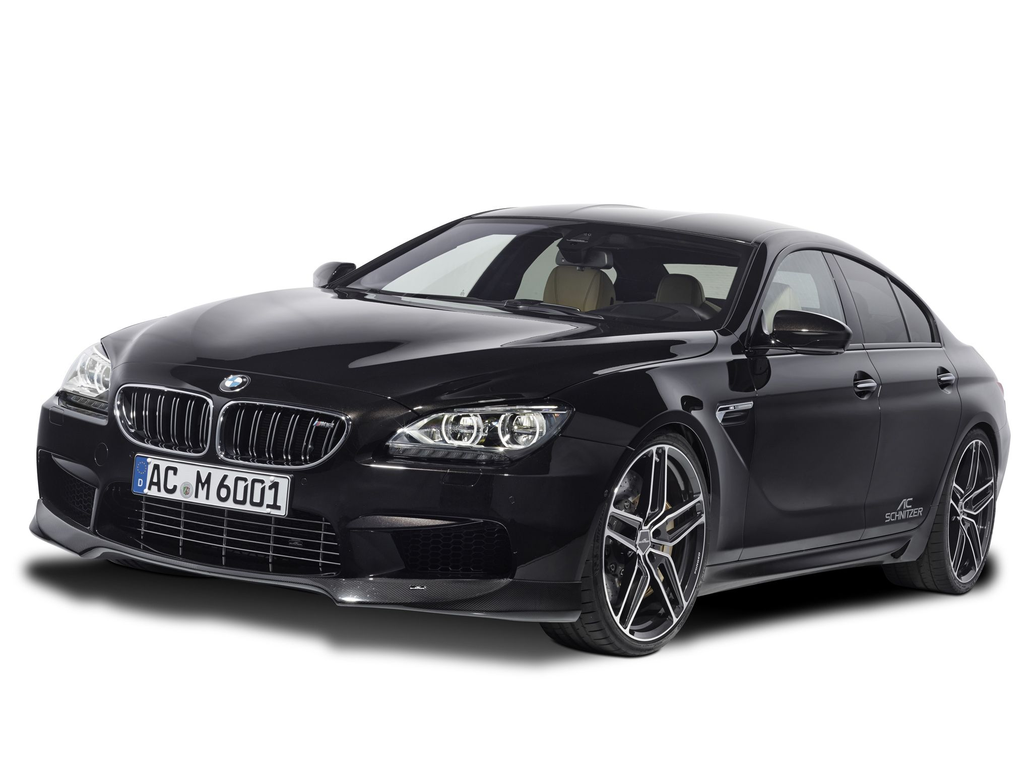 2013 Ac Schnitzer Bmw M 6 Gran Coupe F06 Tuning F Wallpaper