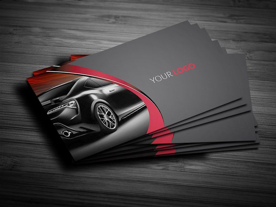 Rent a car business card business cards and business rent a car business card colourmoves Gallery