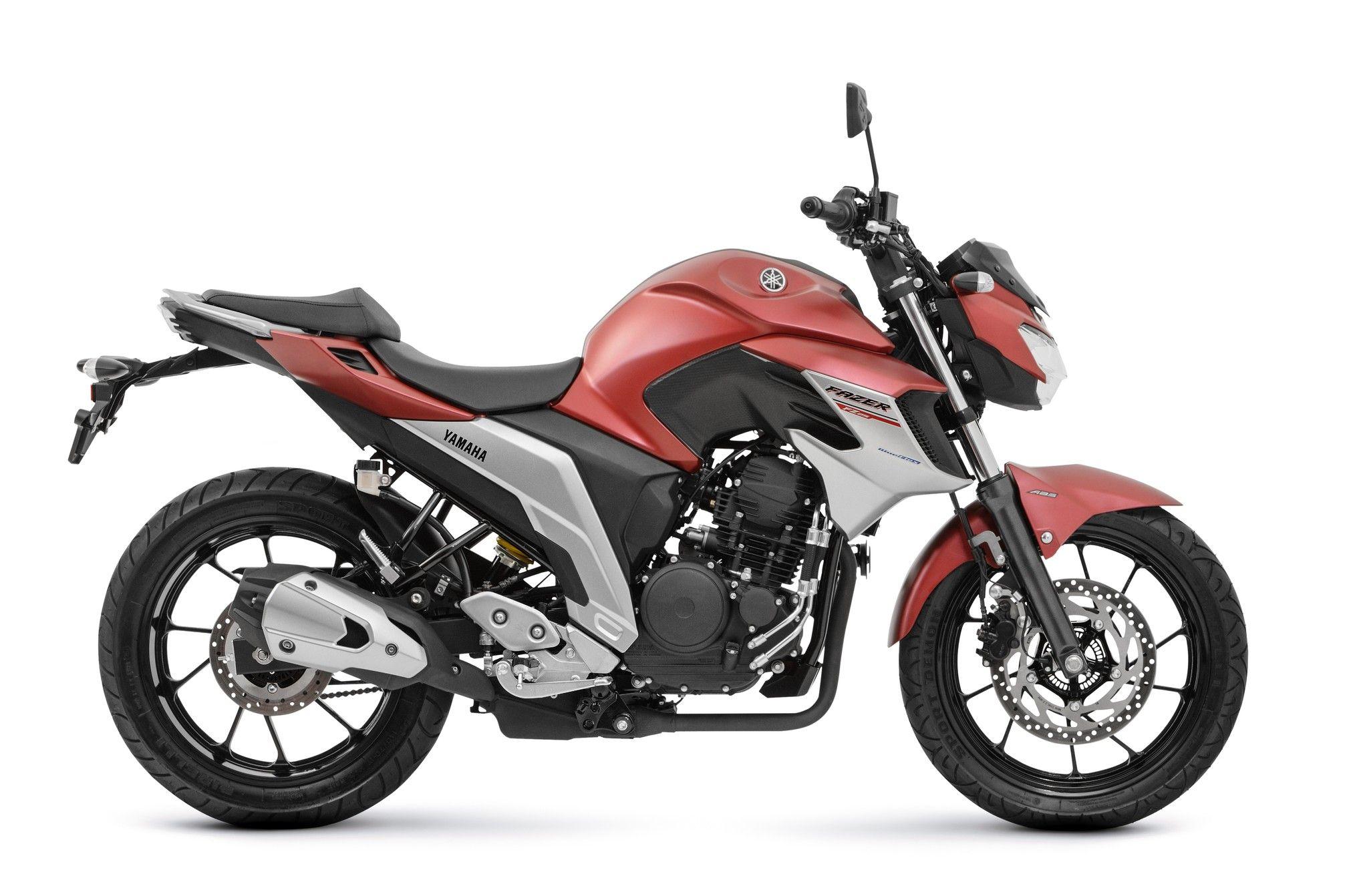 Yamaha Fazer 250 Abs 2018 Fotos Yamaha Fazer Motos Honda Cb