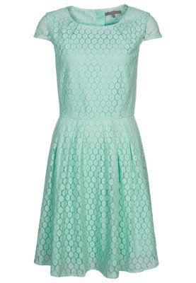 Kleid in mint grun