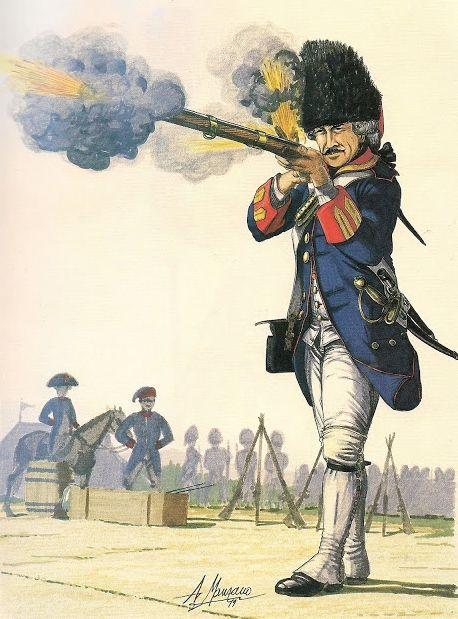 Regimiento De Infantería Fijo De Cartagena 1785 Granadero Uniformes Militares Españoles Colonias De España Siglo Xviii