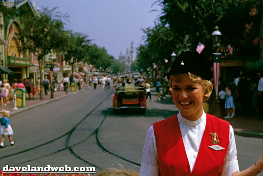 disneyland vintage tour plaid Google Search Disneyland