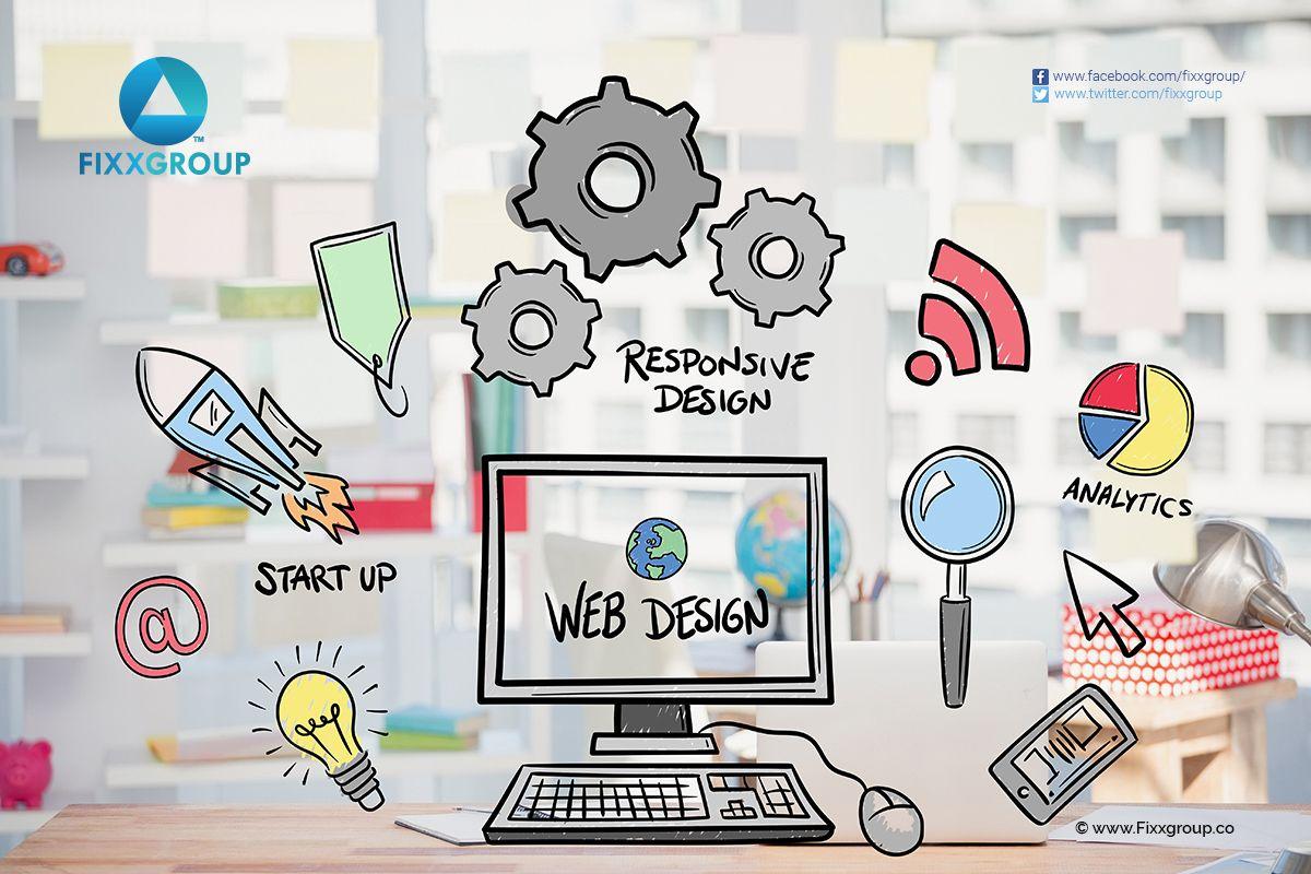 Pin Oleh Sukronagus Di Fixxgroup Desain Web Coding Website