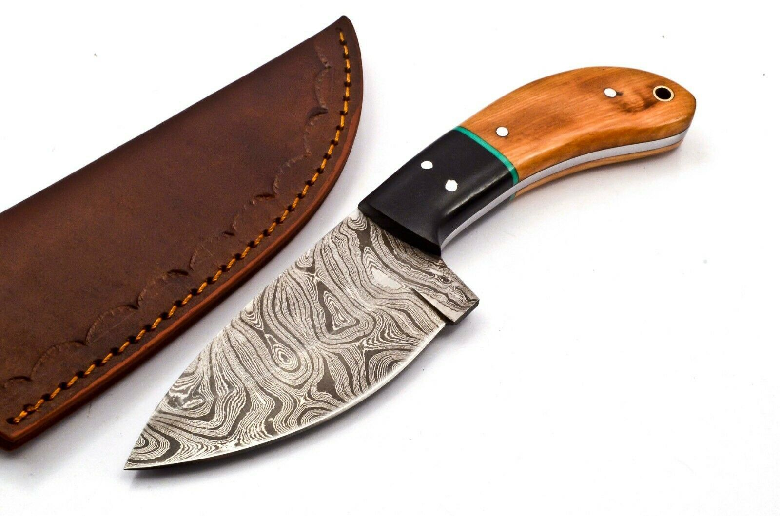 damascus kitchen knives for sale custom hand made damascus steel hunting knife bowie knife for sale damascus kitchen knives 3956