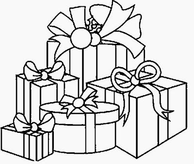 Christmas Gifts Coloring Pictures Printable Pages Sheets For Kids Get The Latest Free Images Favorite