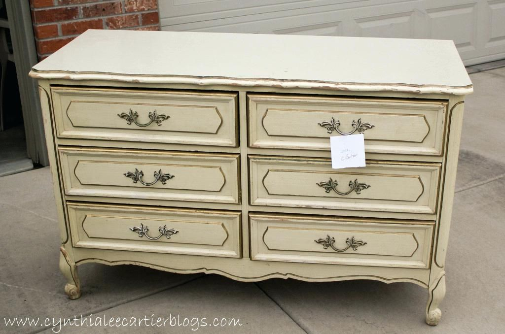 French Provincial Bedroom Set Vintage Dixie French Provincial