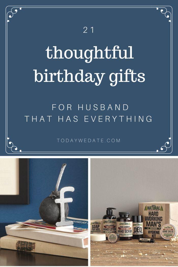 Creative Birthday Gift For Husband Who Has Everything Source Latest Ideas Valoblogi Com