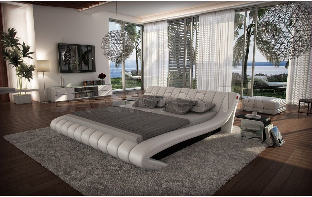 Celeste Modern Bed By J M With Images Modern Bedroom Furniture