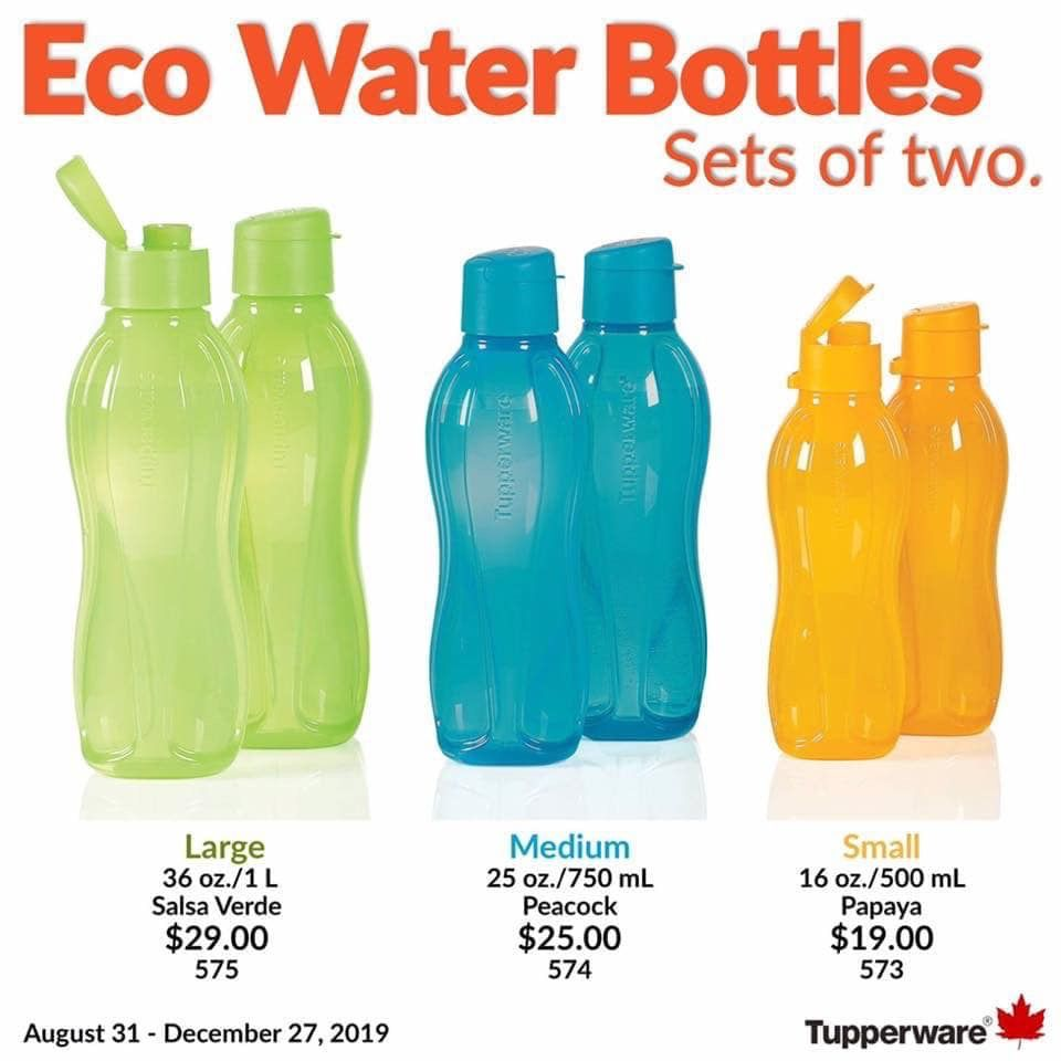 Too many water bottles? What is that? Bottle, Eco water