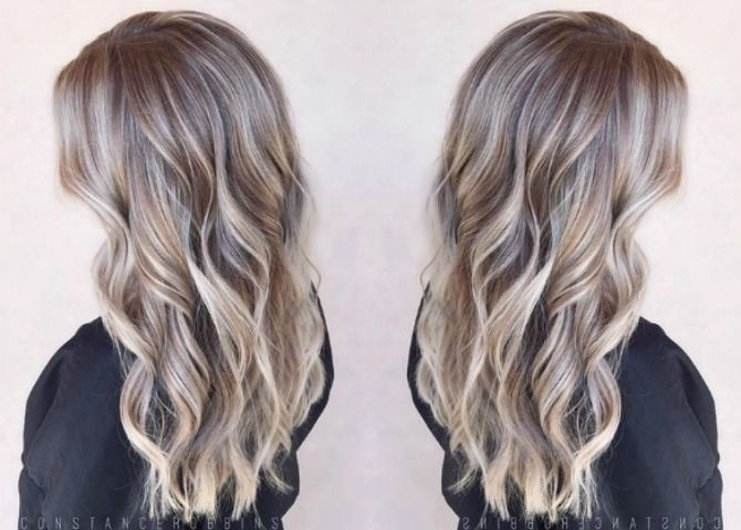 Balayage Hairstyle Prepossessing 8 Blonde Balayage Hairstyles Every Girl Needs To Try  Blonde