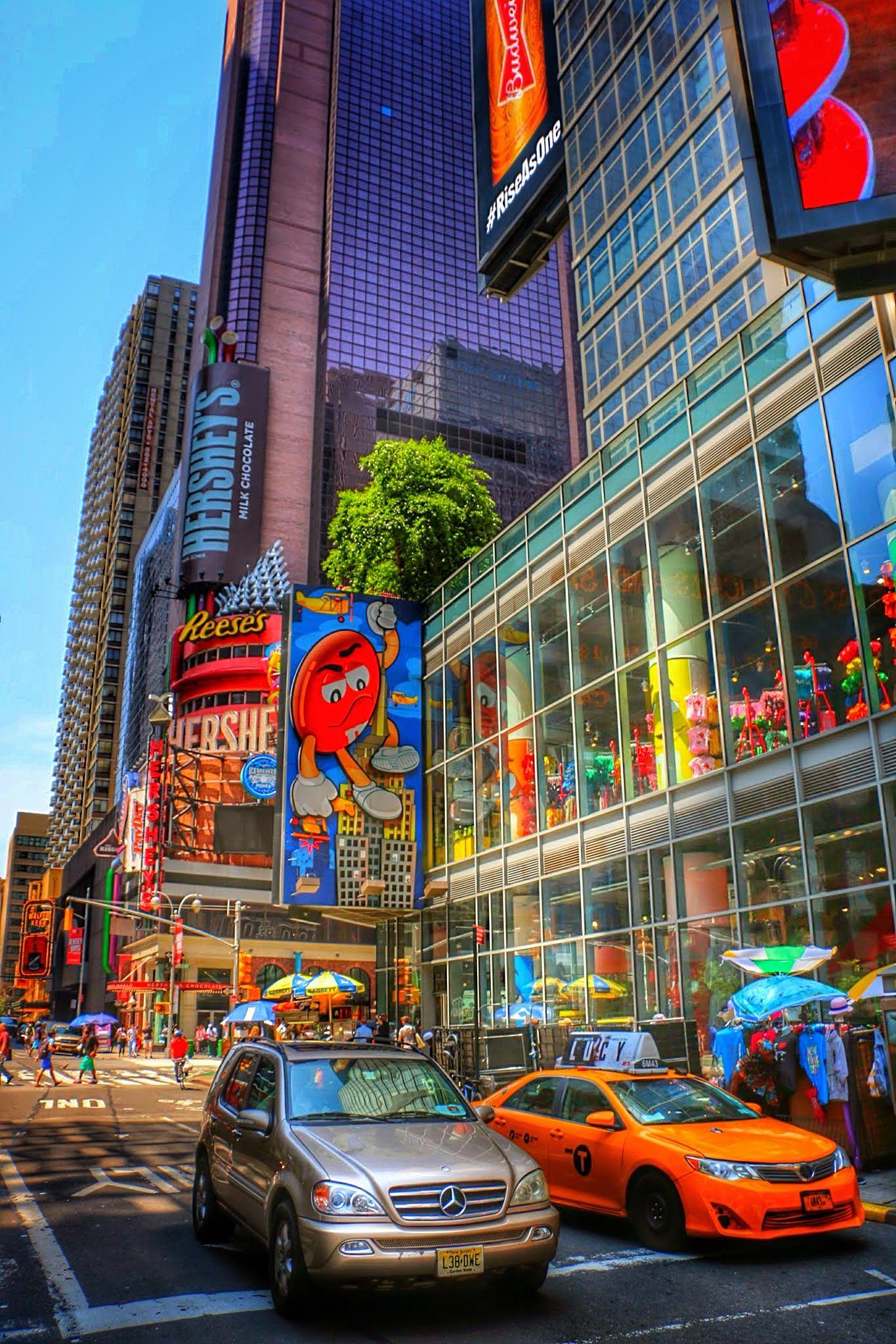 mm world new york locatie