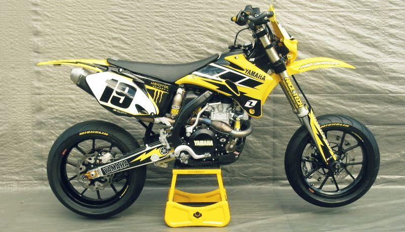 Yamadog 450 street thumper. Sick motard Yamaha supermoto